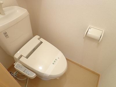 【トイレ】メゾン・クラシロ