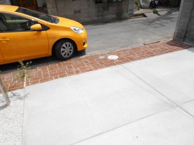 【駐車場】北本 西高尾8丁目 全1棟 デザイン住宅 36坪
