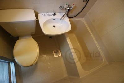 【浴室】ヒューゲルハイツ