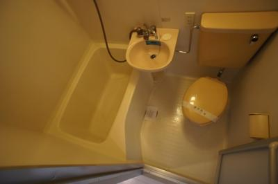 【浴室】梅田リバーサイド