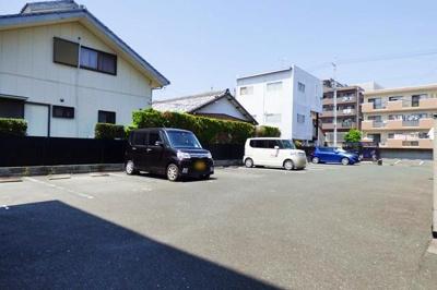 【駐車場】コーポFK B棟