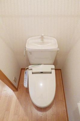 【トイレ】コーポFK B棟
