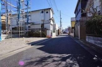 世田谷区桜上水3丁目の新築戸建B号棟 外観