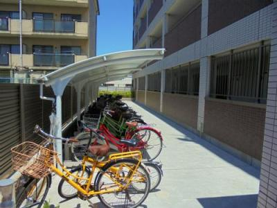 駐輪場 バイク可