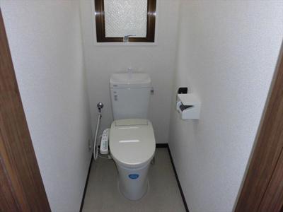 【トイレ】ファミリーハイツ平野