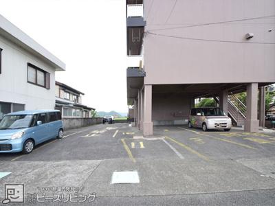 【駐車場】C.H稲田マンション宝田町今市