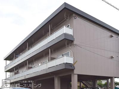 【外観】C.H稲田マンション宝田町今市