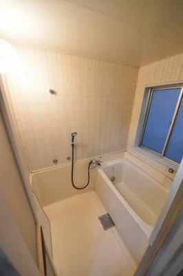 【浴室】山一鹿浜マンション