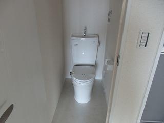 【トイレ】ドミトリー阪急六甲