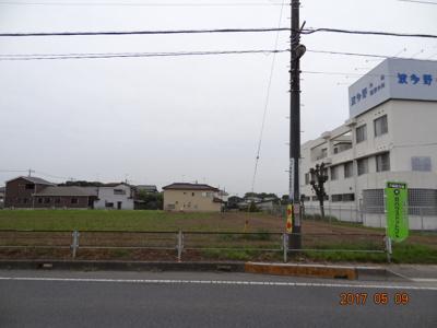 【展望】桶川市下日出谷 敷地広々82坪の南道路に面する新築分譲住宅
