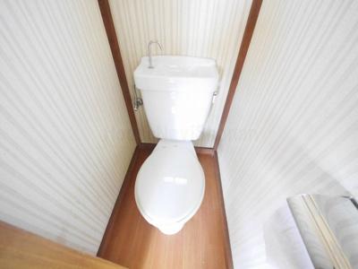 【トイレ】新やなぎ荘