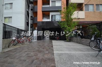 【外観】ブライズ東新宿