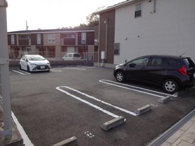 【駐車場】エスポワール道場