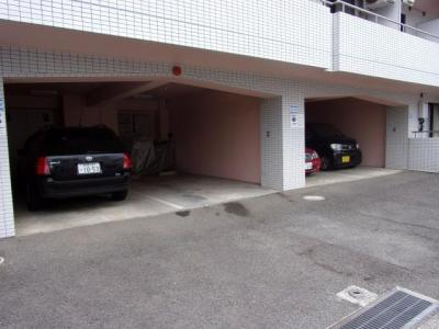 【駐車場】ダイホープラザ大和