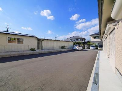 【駐車場】松田トランクルームⅡ