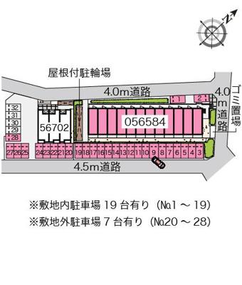 【地図】ミランダフェリーチェ