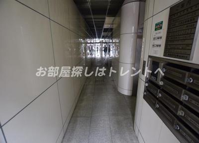 【エントランス】山京別館