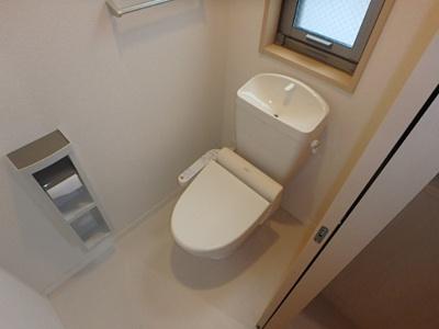 【トイレ】シャーメゾン石在町