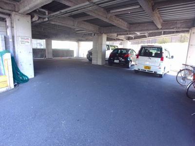 【駐車場】コーポハヤシ