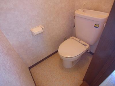 【トイレ】コーポハヤシ