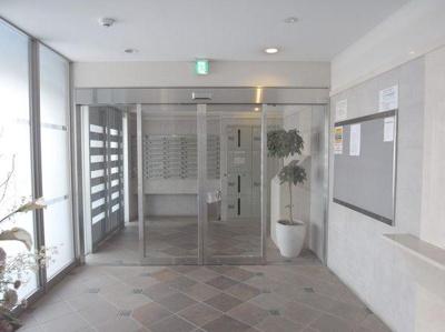 【エントランス】ダイドーメゾン阪神西宮