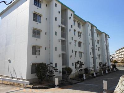 【外観】垂水高丸住宅5号棟