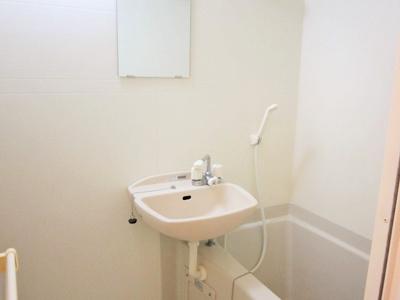 【浴室】シェモアⅢ