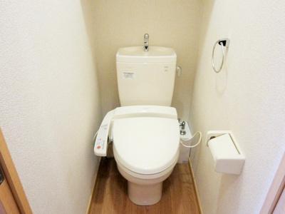 【トイレ】シェモアⅢ