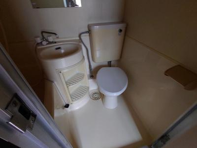 【トイレ】箕輪第一ビル㈱Roots