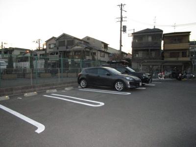 【駐車場】スマートコート
