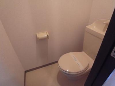 【トイレ】フジパレス藤が尾