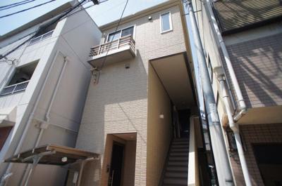 【外観】シャーメゾン駒川中野駅前