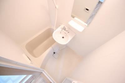 【浴室】REGIA伏見新町