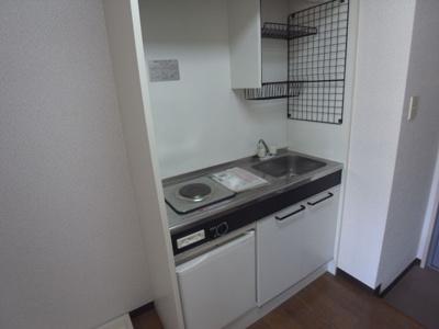 【キッチン】カパオプラザ