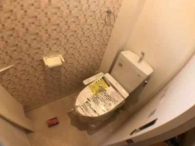 【トイレ】カーサウエスト