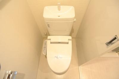 【トイレ】S-RESIDENCE北浜