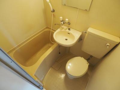 【浴室】メゾン・ド・アクト