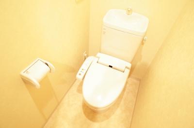 マリーンサイドアキラタワー(1LDK) トイレ