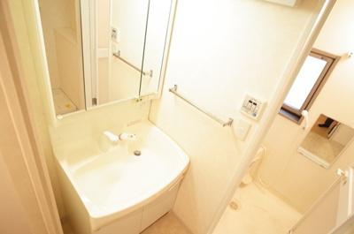 マリーンサイドアキラタワー(1LDK) 洗面台