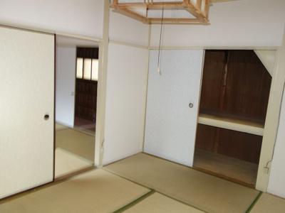 【和室】妙法寺大門貸家