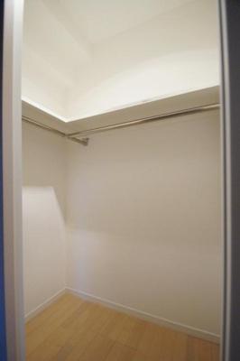 グランフォーレ薬院南(1DK) 収納(写真は別のお部屋のものです。)