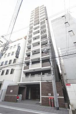 【外観】プレサンスNEO心斎橋
