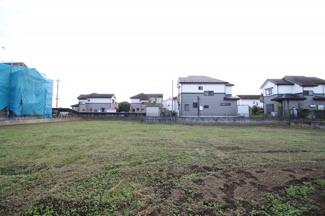 坂戸市善能寺 建築条件なし売地 全5区画 70坪以上
