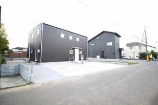 【外観】坂戸市善能寺 建築条件なし売地 全5区画 70坪以上