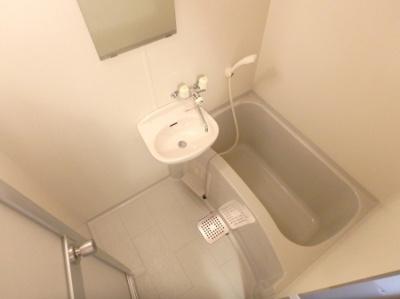 【浴室】 レイクビュー堅田