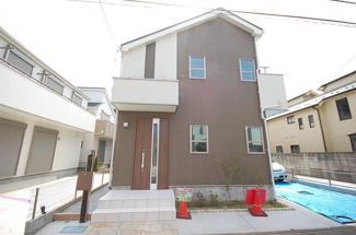 全棟全居室南向き 祖師谷6丁目 新築分譲住宅  【3号棟】 外観