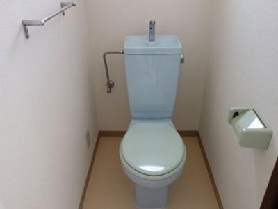 【トイレ】宝田町おかがわハイツ
