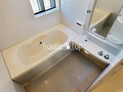 【浴室】浜甲子園借家