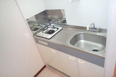 グラシャス'97 (1K) キッチン