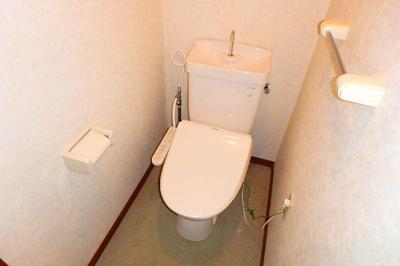 グラシャス'97 (1K) トイレ